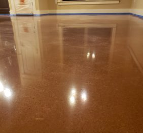 ATX Stained Concrete